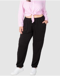 Love Your Wardrobe - Slouch Utility Pants