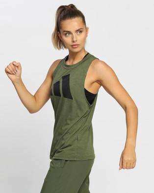 adidas Performance Winners 2.0 Tank Top - Muscle Tops (Wild Pine Melange)