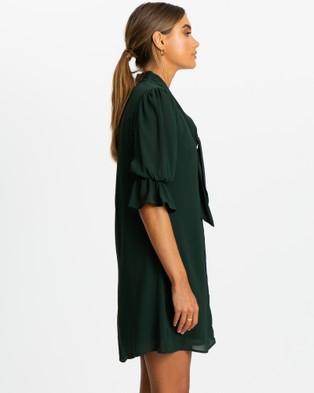 Reux Verona Mini - Dresses (Emerald)