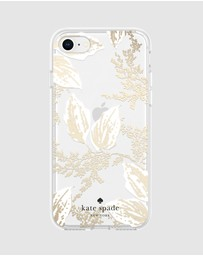 Kate Spade - Kate Spade New York Protective Case for iPhone SE,8,7,6