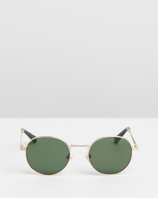Hawkers Co Moma - Sunglasses (Green)