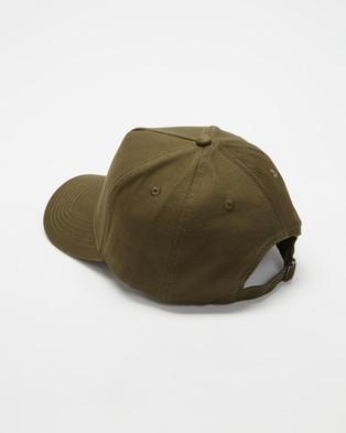 Valley Love Is A Lie Cap - Headwear (Olive)