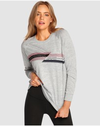 Lorna Jane - Iconic Darcy Long Sleeve Top