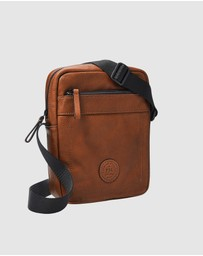 Fossil - Sport Brown Shoulder Bag MBG9528210