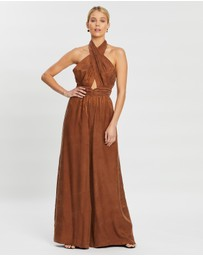 Third Form - Cross Paths Jumpsuit