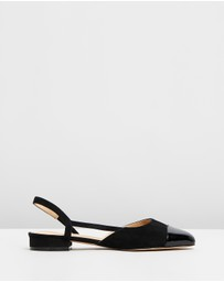 Atmos&Here - Monaco Leather Flats