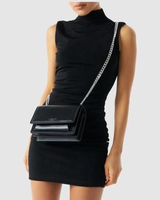 Nakedvice The Regis - Handbags (Black)