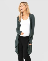 Bamboo Body - Bamboo Waterfall Cardigan