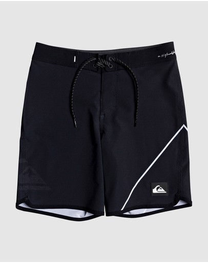 Quiksilver - Boys 8-16 Highline New Wave 16