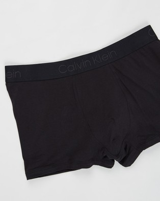 Calvin Klein Cotton Trunks - Underwear & Socks (Black)