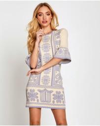 alice McCALL - Devotion Long Sleeve Dress