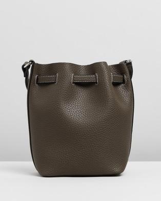 PETA AND JAIN Saskia Crossbody With Purse - Handbags (Olive)