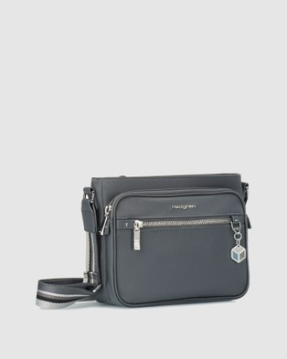 Hedgren Magical Crossbody - Handbags (Iron Gate)