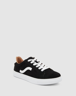 Sandler - Swerve - Sneakers (BLACK) Swerve