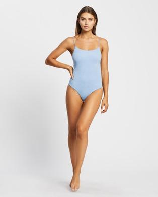 Bec + Bridge Jinx One Piece - One-Piece / Swimsuit (Sky Blue)