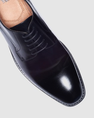 3 Wise Men The Santana - Dress Shoes (Black)