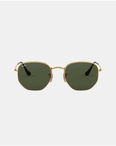 Ray-Ban - Hexagonal Flat RB3548N