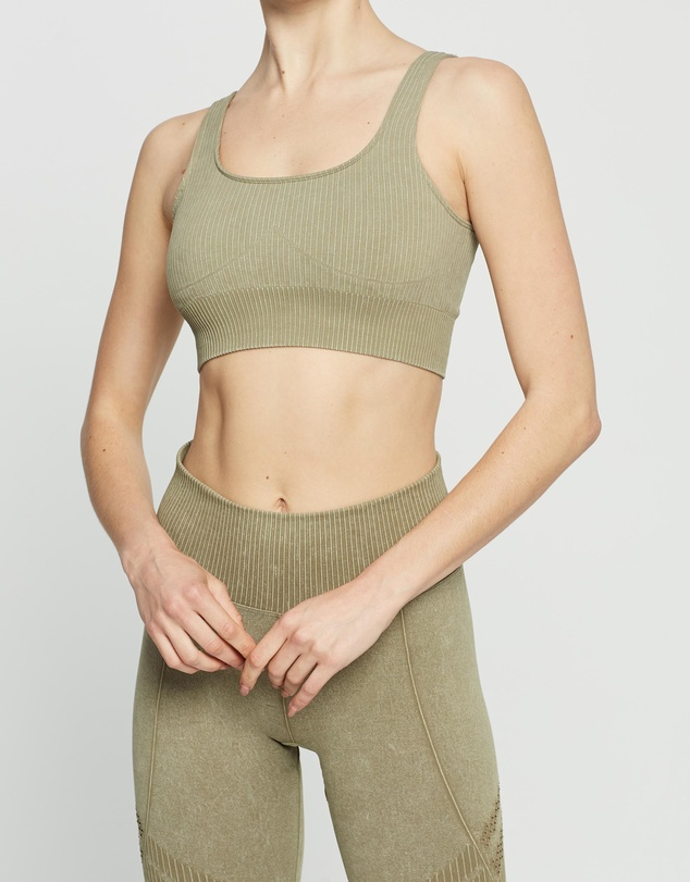 Aim'n - Ribbed Seamless Bra