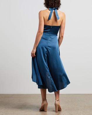Chi Chi London Tarni Dress - Dresses (Teal)