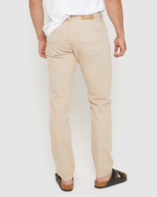 Jag The Stanley Twill Pants - Jeans (neutrals)
