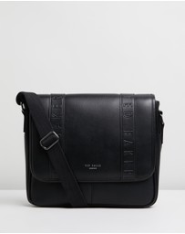 Ted Baker - Hyee Debossed Messenger Bag