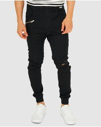 LSKD - Torment Denim Pants