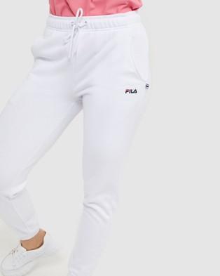 Fila Classic Pants - Sweatpants (White)