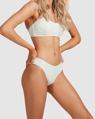 Billabong - Broadwalk Bondi Bikini Bottom Bottoms (PASTEL BLUE)