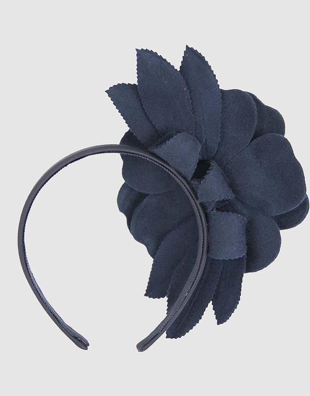 Women Felt Flower Racing Fascinator Headband