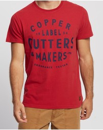 Superdry - Copper Label Tee