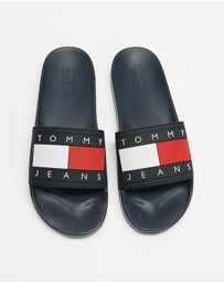 Tommy Hilfiger - Flag Pool Slides