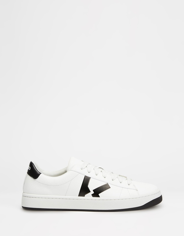 Kenzo - K-Logo Lace-Up Sneakers