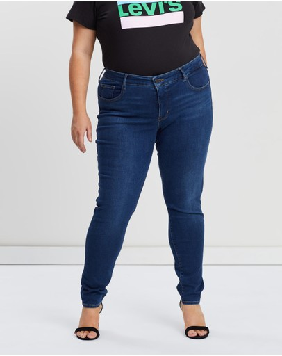 Levi's Plus - 310 PL Shaping Super Skinny Jeans