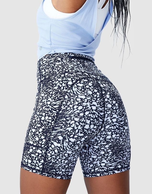 Women Ultimate Booty Pocket Bike Shorts