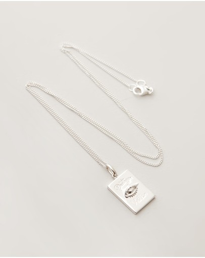 Meadowlark Protéger Necklace Sterling Silver
