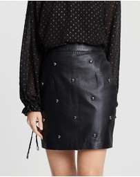Ministry of Style - Lola Studded Skirt