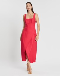 C/MEO COLLECTIVE - Over Again Dress