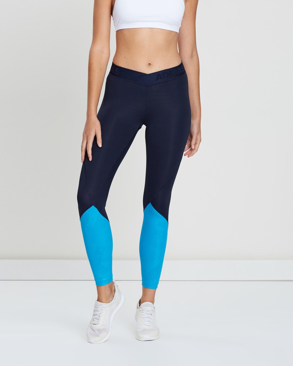99cff4eae16b0 Alphaskin Sport 2.0 7/8 Tights by adidas Performance Online | THE ICONIC |  Australia