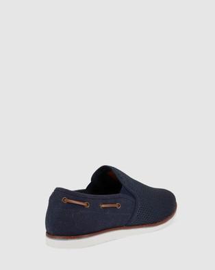 Wild Rhino Milan - Dress Shoes (Navy)