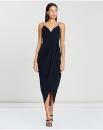 Shona Joy - Cocktail Draped Dress