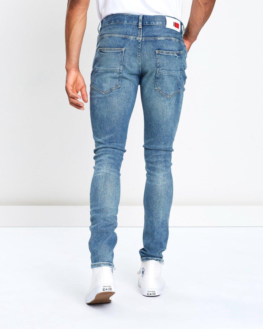 c42f6de8b Lewis Hamilton Denim Jeans by Tommy Hilfiger Online