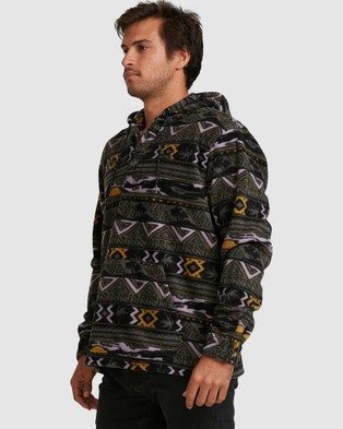 Billabong - Furnace Anorak Shirt Tops (RAVEN)
