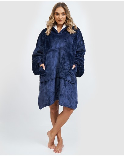 Miz Casa and Co - Luxury Hooded Blanket