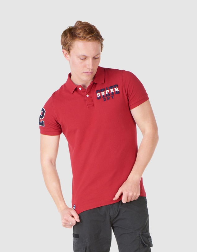 Men Superstate Polo