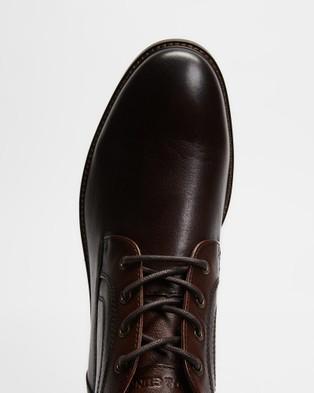 Rodd & Gunn Fendalton Road Boots - Dress Boots (Chocolate)