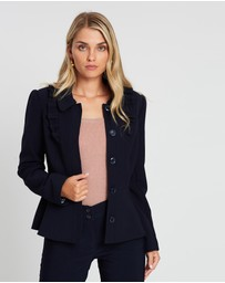 Review - Frilled For You Jacket