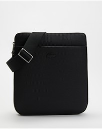 Lacoste - Chantaco Flat Crossover Bag