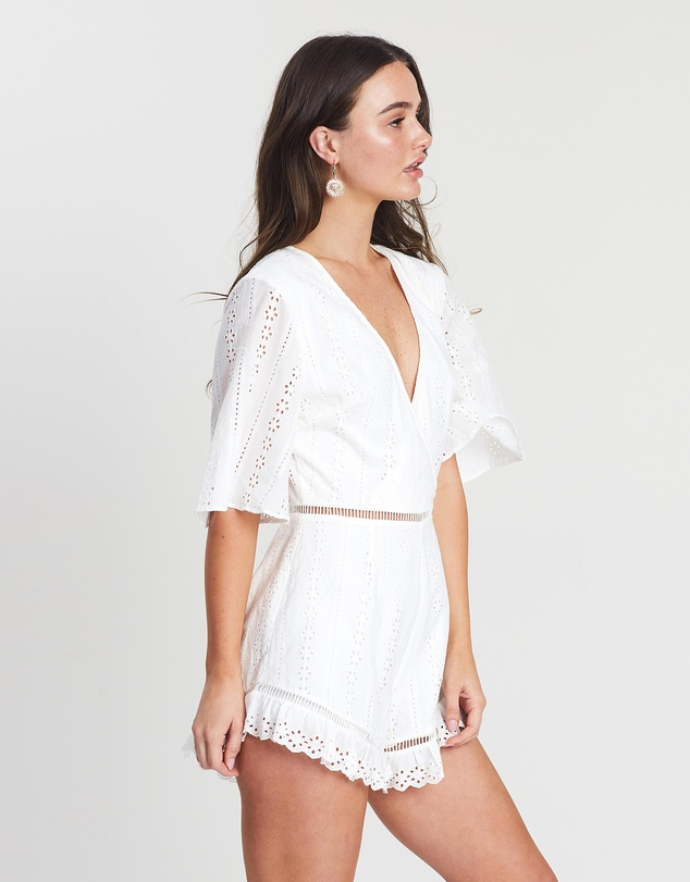 Finders Keepers - Sundays Playsuit