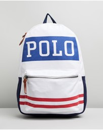 Polo Ralph Lauren - Chariots Of Fire Backpack