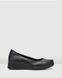 Hush Puppies - The Slip Ons